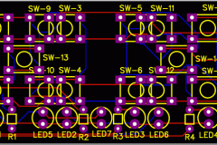 keypad_board_pcb_design