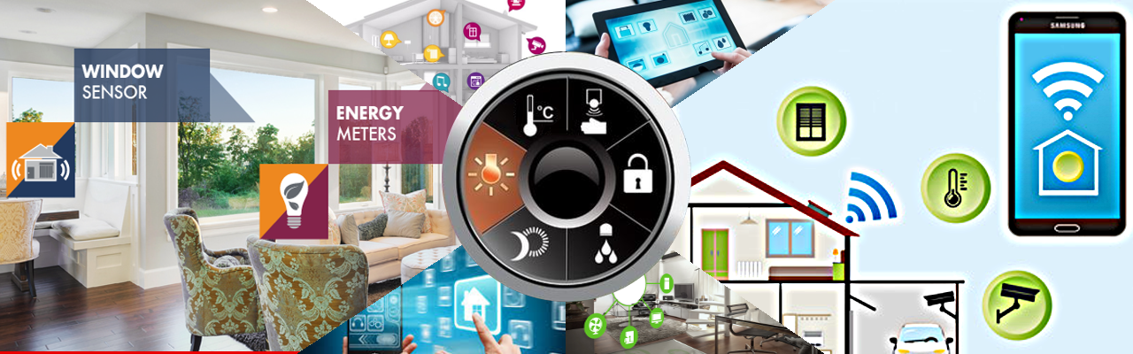 Smart v automated home