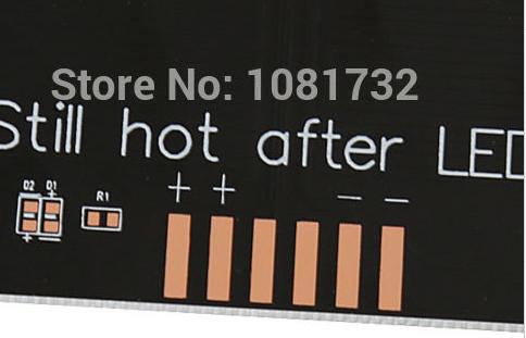 Heat bed connector